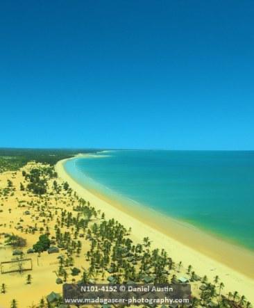 Deserted beach, Anjajavy